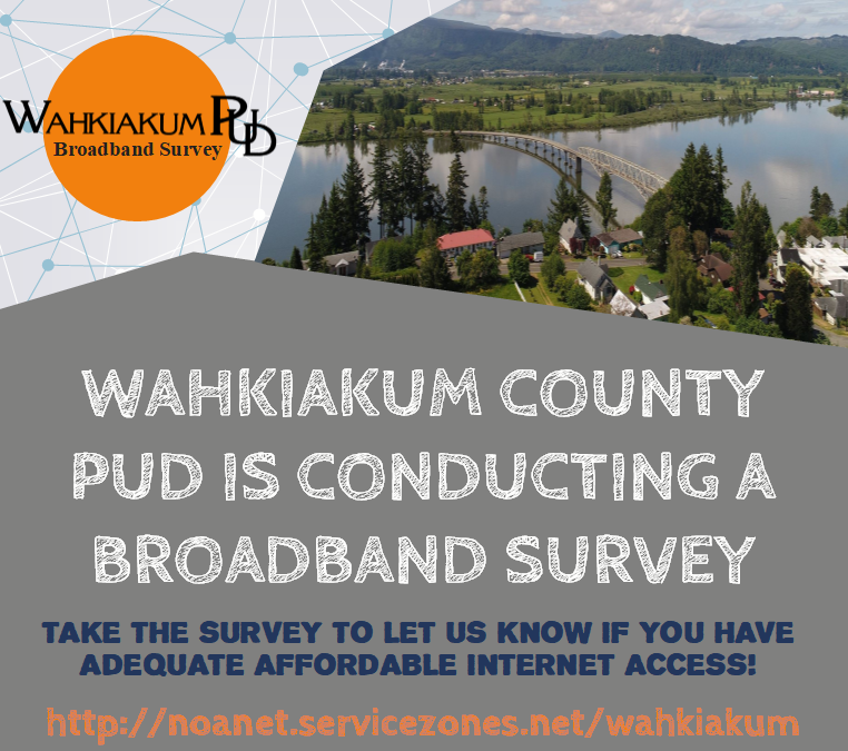 Wakiakum PUD Broadband Survey